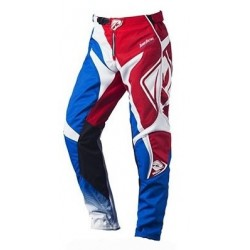 """Kenny Track Pant KIDS Red/White/Blue 24"""""""