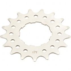 M Part 17T Single speed sprocket for a Shimano freehub