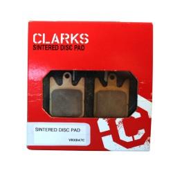 CLARKS ORGANIC DISC BRAKE PADS FOR HOPE MOTO V2