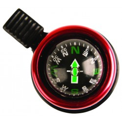 Adie Compass Explorer Bell Red