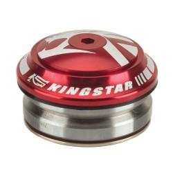 KINGSTAR Integrated Heatset 1 1/8 Red