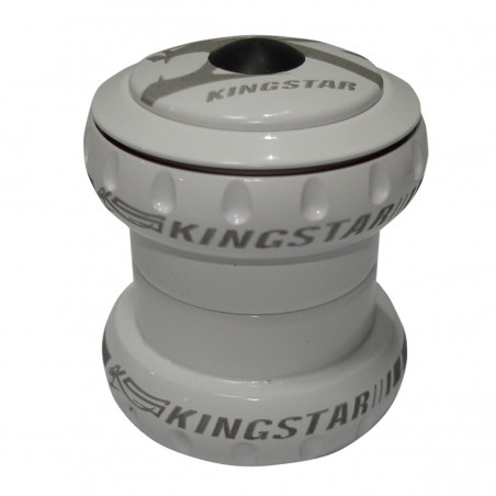 "KINGSTAR EXTERNAL HEADSET 1-1/8"" White"