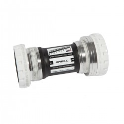 Kingstar Sealed External Bottom Bracket 24mm 68-73mm White