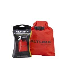 ALTURA DRY PACK 2L WATERPROOF BAG RED