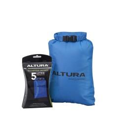 ALTURA DRY PACK 5L WATERPROOF BAG BLUE