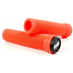 ODI Longneck Pro Grips Fire Red