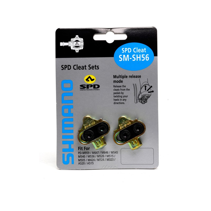 Shimano Sm-Sh56 Spd Cleats