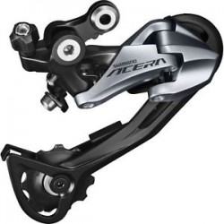 Shimano RD-M3000 Acera 9-speed rear derailleur SGS black