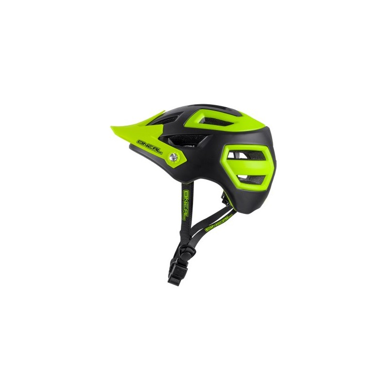 ONeal Pike Black/Yellow Helmet Large/X Large