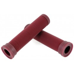 ODI Longneck Pro Grips Dark Red