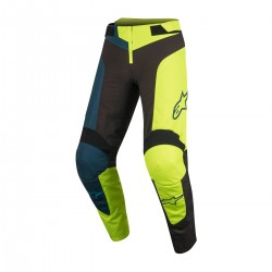 ALPINESTARS VECTOR PANTS 2017: BLACK/ACID YELLOW 28
