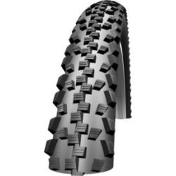 "Schwalbe Black Jack Tyre: 26"" x 2.10 Black Wired"