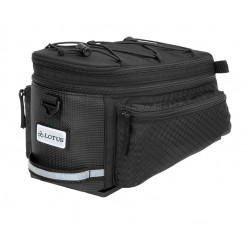 Lotus SH-506D Commuter Expandable Rack Top Bag (6.8L / 8.7L)