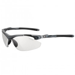 TIFOSI TYRANT 2.0 GUNMETAL FOTOTEC LIGHT NIGHT LENS SUNGLASSES