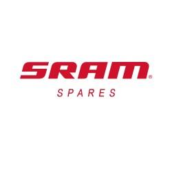 SRAM CLAMP KIT FOR X0/X9/X7 10SPD TRIGGER SHINY BLACK (1PC)