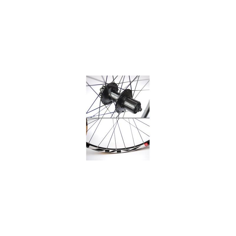 "Momentum Boulder MX/M475 26"" Disc Wheel: Rear"