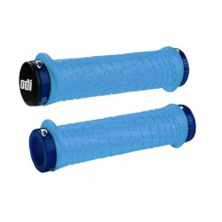 Troy Lee ODI Grips - Turquoise Blue