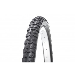 24x1.90 Trax knobbly Black