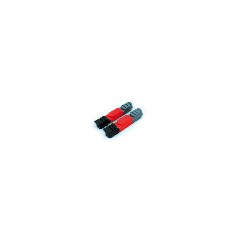 Clarks Elite Road replacement insert cartridge triple compound (55mm)