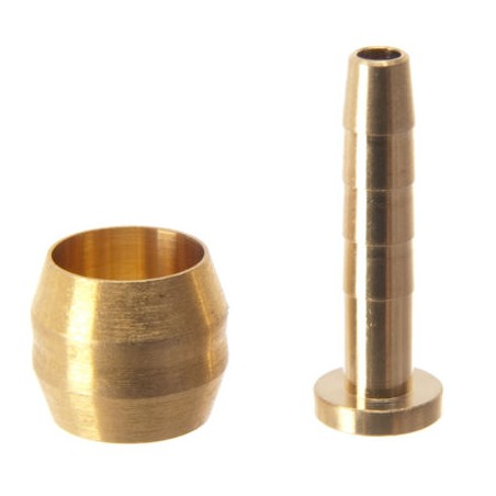 Shimano SM-BH90 2.1 mm bore olive and connecter insert