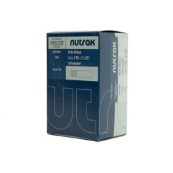 Nutrax 12 x 1.75 - 2.125 inch Schrader inner tube