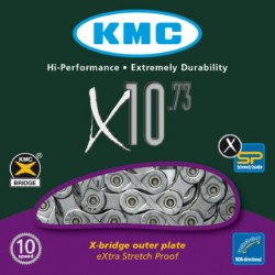 Kmc X10-73 Sil Gray Chain