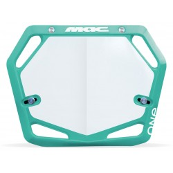 Mac ONE Pro Plate Teal