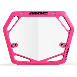 Mac ONE Pro Plate Pink