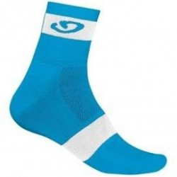 GIRO COMP RACER CYCLING SOCKS Blue White