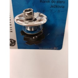 Acor 1.1 8  Star Washer  Bolt & CNC Top Cap  Silver
