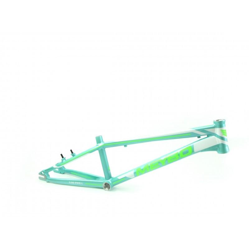 Meybo Holeshot Frame 10mm LTD Turquoise/Green/White