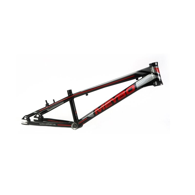 Meybo Holeshot Frame 15/10mm Black/Red/Grey Pro XL