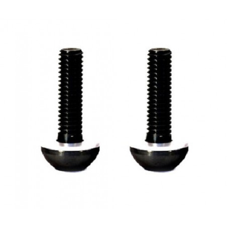 Profile Racing Button Head Bolts 10mm