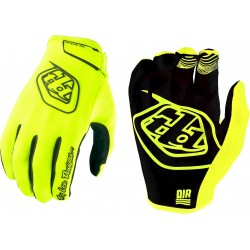 TROY LEE DESIGNS - AIR GLOVE YOUTH FLO YELLOW