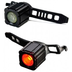 Xeccon Geinea III Front & Rear Light Set