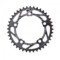 Insight 5 Bolt Chainring Black 41T
