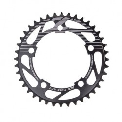 Insight 5 Bolt Chainring Black 42T