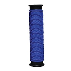 OxforDual Density MTB Grips-Blue