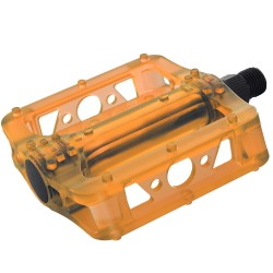 Oxofrd Darkxide BMX Pedal Cr-mo axle Crystal Orange
