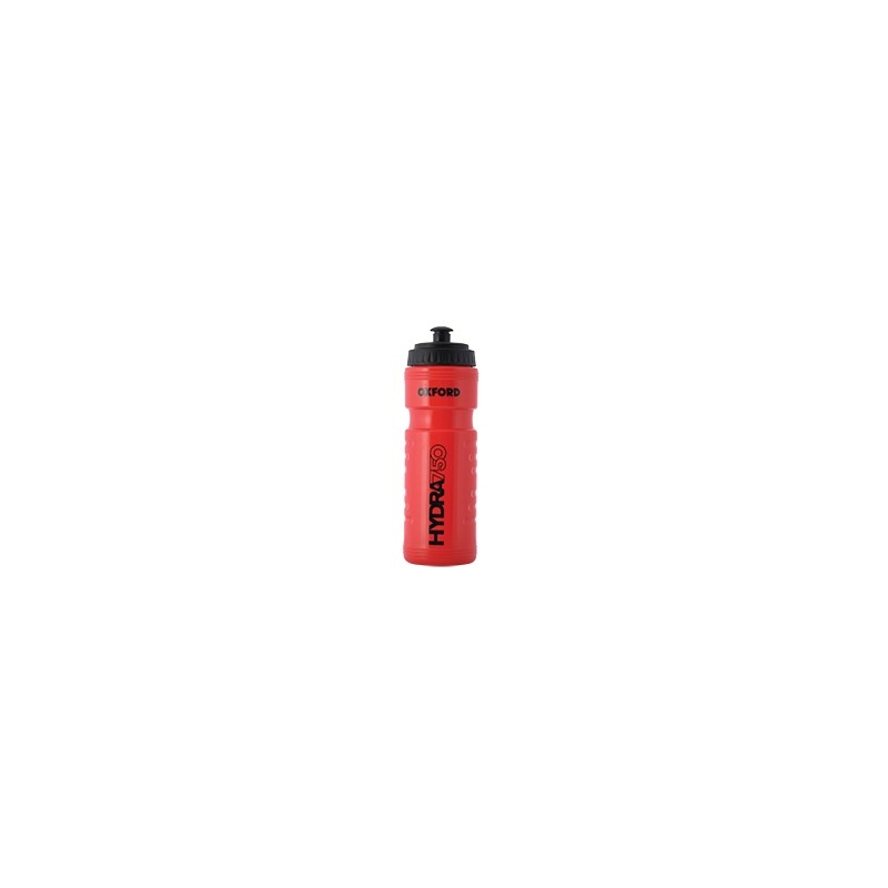 Oxford Water Bottle 750ml Red