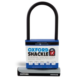 OXFORD LK331 SHACKLE 12 LOCK     180MM X 320MM W BRACKET