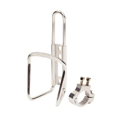 Oxford Bottle Cage - Silver