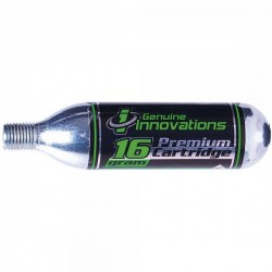 GENUINE INNOVATIONS 16G THREADED CARTRIDGE