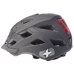 Oxford Metro-V Helmet Matt Black S 52-59CM