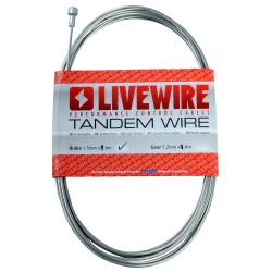 Oxford Tandem Stainlees Steel Brake Wire 1.5mmx3.6m