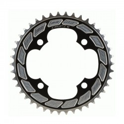 CRUPI CHAINRING 104MM BLACK 45t