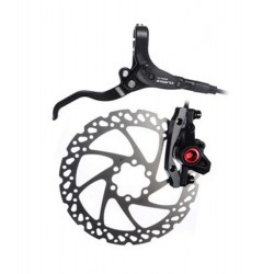 Clarks Clarks M2 Hydraulic Front Disc Brake Black 160mm