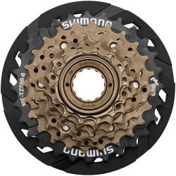 Shimano MF-TZ500 7-speed multiple freewheel  14-28 tooth