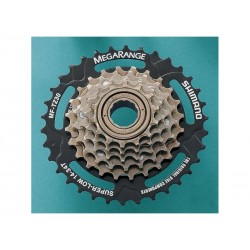 Shimano MF-TZ500 7-speed multiple freewheel  14-34 tooth
