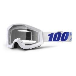 100% Strata Goggles Equinox   Clear Lens